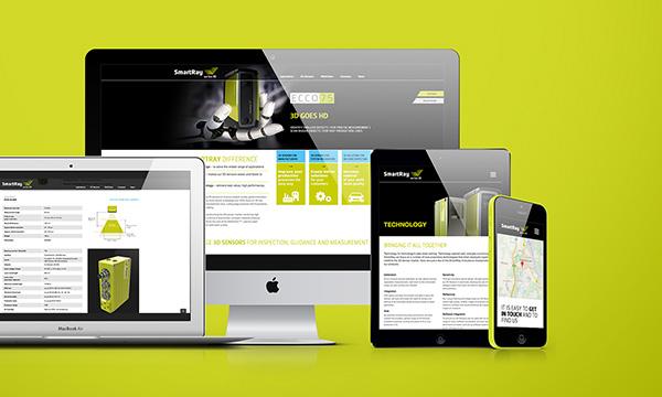Smartray Website