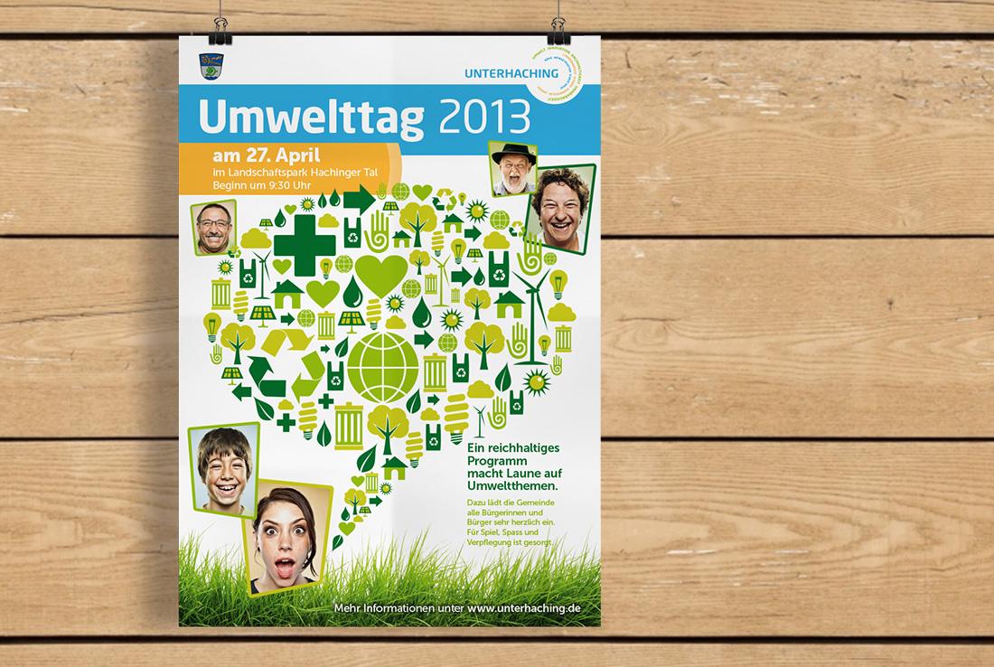 Wertstoff-Kampagne plakat