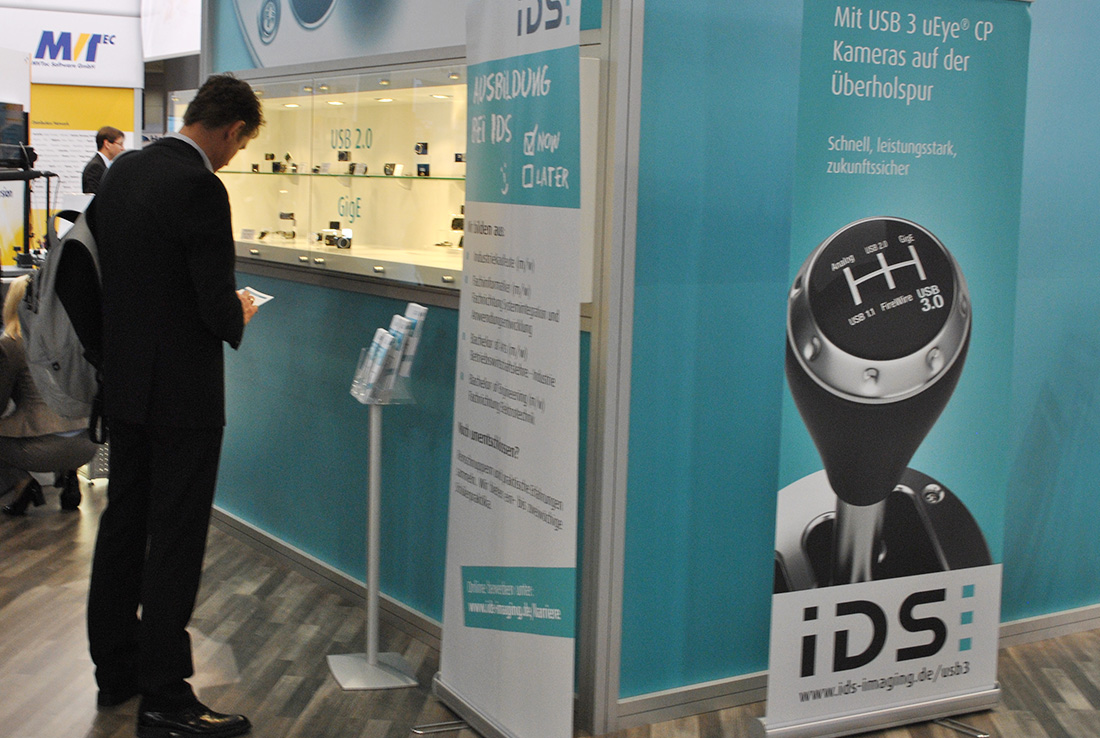 ids Messestand vision 2012