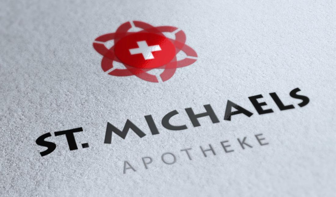 st. michael apotheke, logoentwicklung, weitere entwuerfe