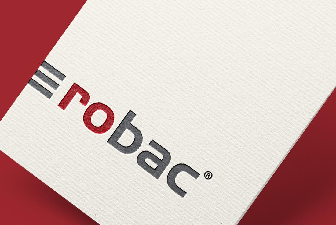 robac geschaeftsausstatung, logo