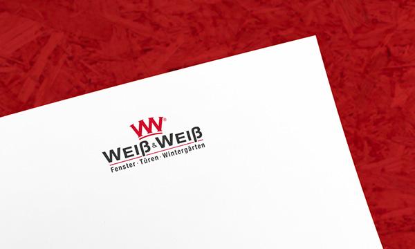 weiss und weiss corporate design
