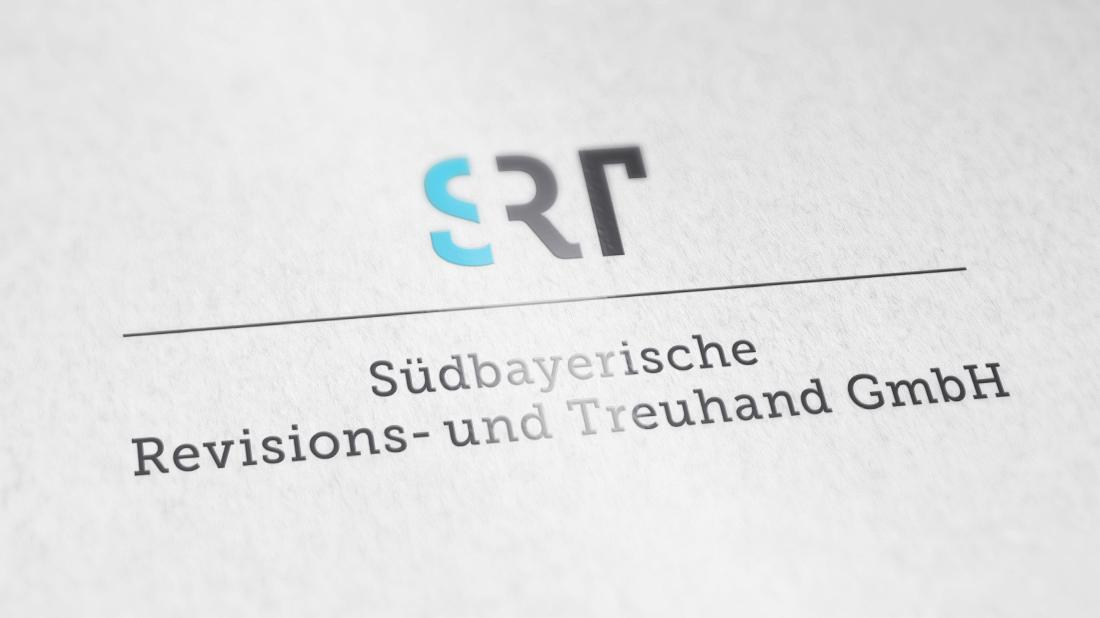Logoentwicklung SRT GmbH