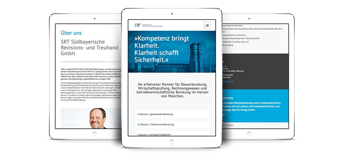Webdesign SRT GmbH