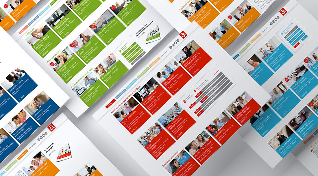Webrelaunch, responsive Design