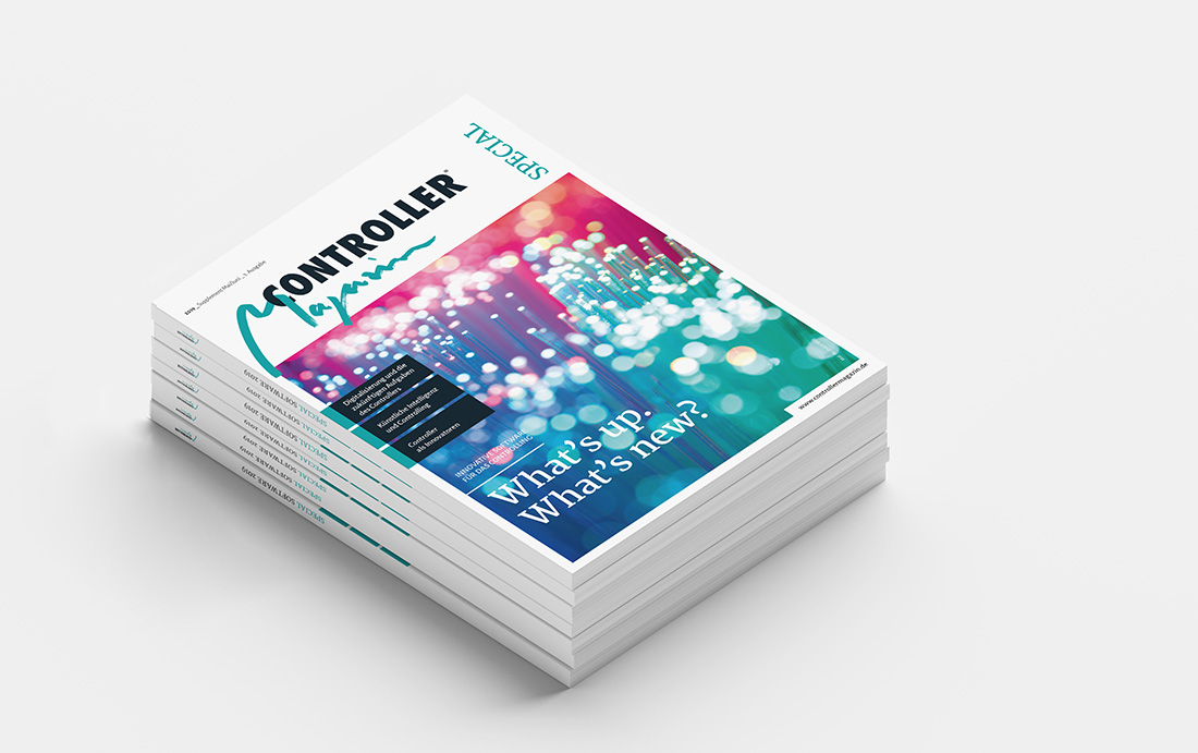 Editorial Design – Controller Magazin