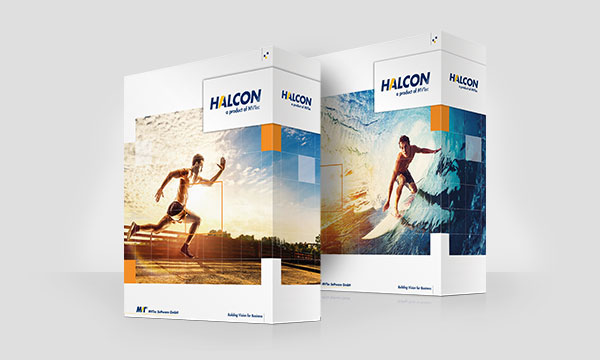 MVTec Softwarebox Halcon