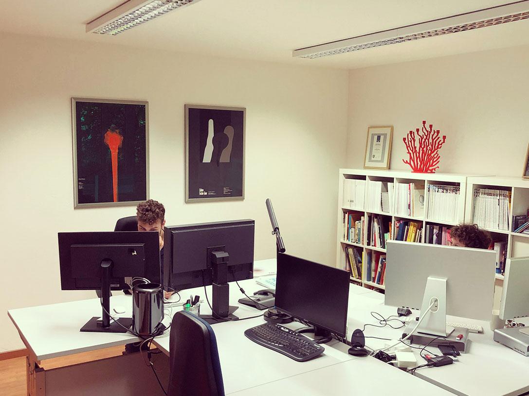 Büro Insides