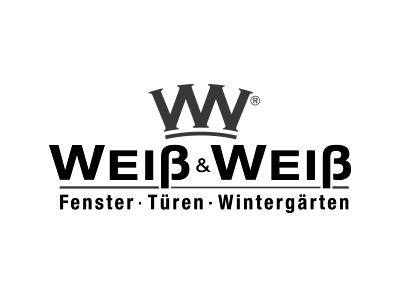 weiss und weiss Logo