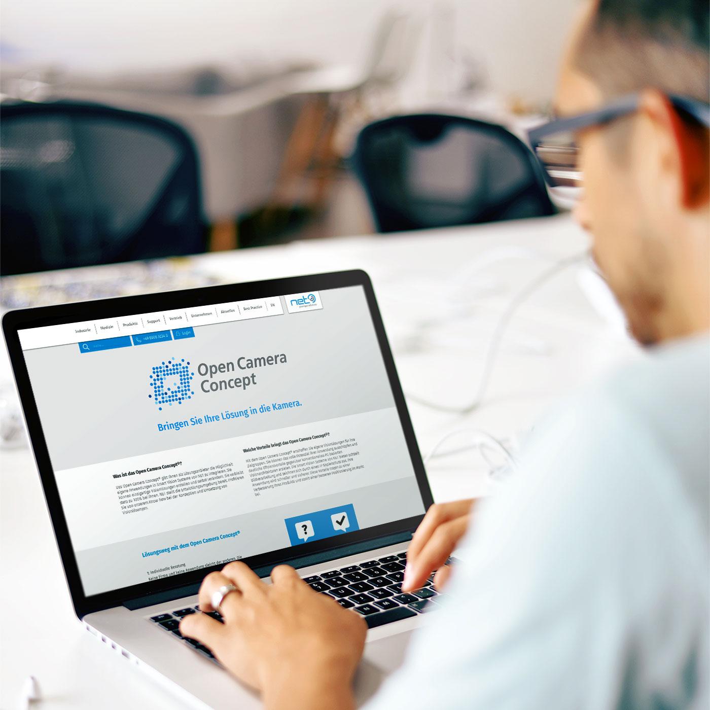 NET - Responsive Website